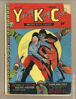 Young King Cole Vol. 3 (1947-48) #7 GD- 1.8