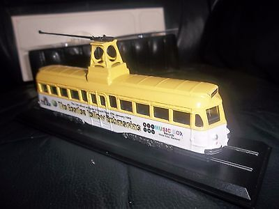 The Beatles Blackpool Tram Car Diecast Liveried Yellow Submarine Album 1969 Fab!