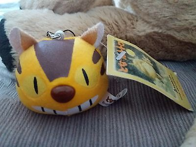 My Neighbor Totoro Cat Bus Key Chain Phonestrap