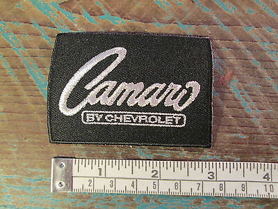 New Camaro By Chevrolet Racing Patch Ss Rs Z28 Iroc Berlinetta 67 68 69 70 12 13