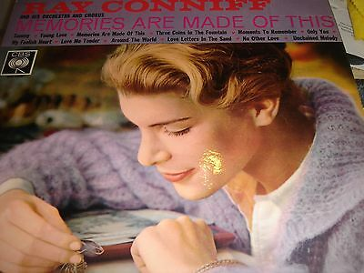 Ray Conniff-Memories Are Made Of This LP-CBS, BPG 62049, 11 Track ex