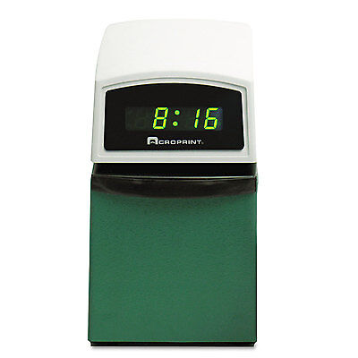 Etc Digital Automatic Time Clock With Stamp-ACP016000001