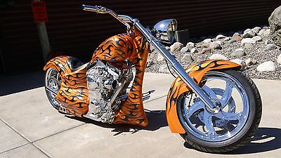 2006 Custom Built Motorcycles Chopper  2006 Chris Olson Customs built 36-24-36 145ci magna supercharged chopper 230HP