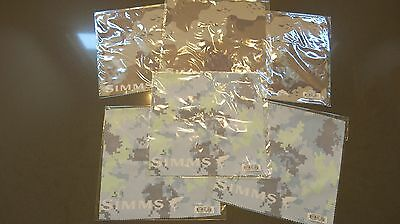 Simms Sunglass Cleaning Cloths Set of 6!!!!