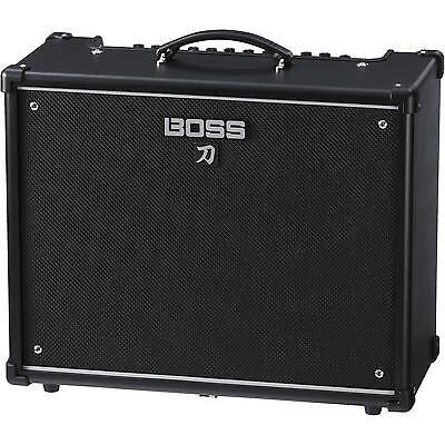 "Boss Katana-100 100-Watt 1x12"" Guitar Combo Amplifier"