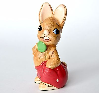"Pendelfin Robert bunny rabbit Easter 4.75"" figurine decoration spring England"