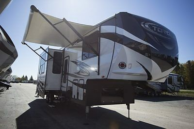 Torque TQ345 Triple Slide Fifth Wheel Toy Hauler RV SAVE 25000 This Month ONLY