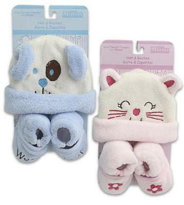 Little Mimos Hat And Booties Set - Assorted Case Pack 48-1994889