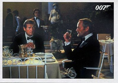 James Bond Archives 2017 For Your Eyes Only Throwback Chase Card #12
