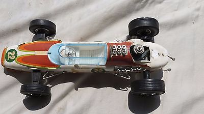 Testors Teathered Gas Powered Indy 500 Racer Car 1970 Sprite Special
