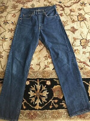1980s Vintage Levi Strauss & Co Jeans / Style 505 0217 / Men's 29x31 / Deadstock