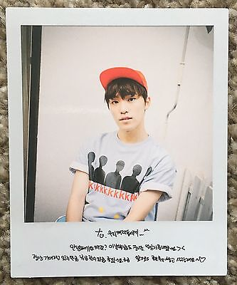 SEVENTEEN - Dino / Lee Chan - Love & Letter Repackage Album - Official Photocard