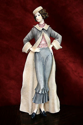 Vintage The Regal Collection Lady Figurine 'Ellie'