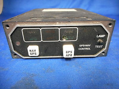 Mid-Continent ( Md 41-528 ) Gps Annunciation Control Unit