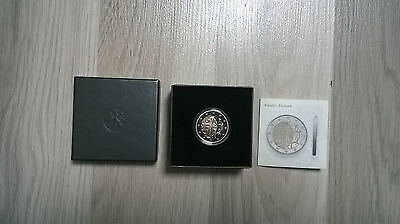 Coffret 2 Euro BE Commémorative Finlande 2010 Finnish Currency 150 years Proof