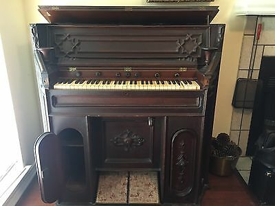 Shoninger Pump Organ, Three Notes not Working, but Excellent Condition