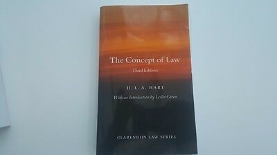The Concept of Law by H. L. A. Hart (Paperback, 2012)