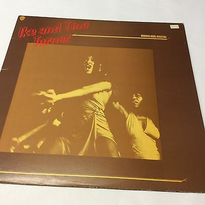 Ike and Tina turner Warner Bros. Masters Rare Vinyl LP in Excellent Condition!