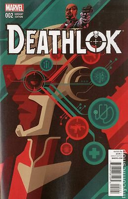 Deathlok (2014 4th Series) #2B VF
