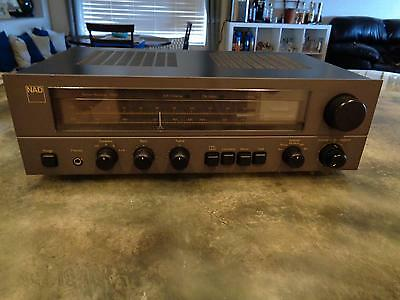 Vintage NAD Electronics 7020 Stereo Receiver AM FM New Acoustic Dimension Repair