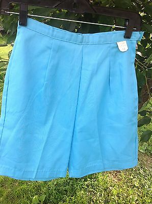 vtg 1950s NOS high waisted shorts pinup rockabilly retro VLV bombshell sz s