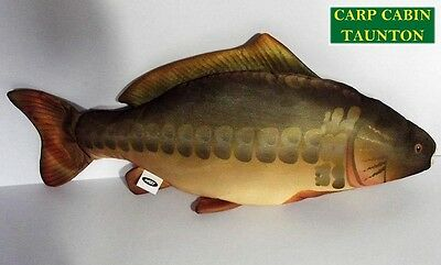 New NGT carp pillow soft toy ideal for bivvy Bed or as a gift