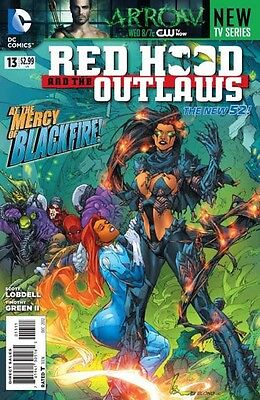 Red Hood And The Outlaws #13 Dc New 52