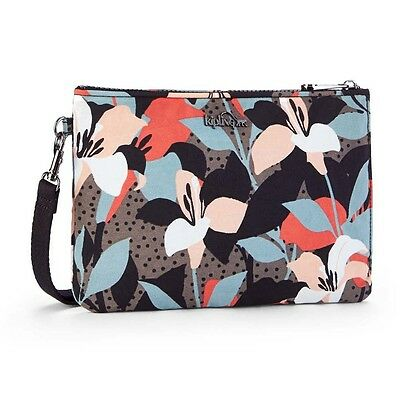 Kipling Ellettronico One Size Lily Garden Neceseres