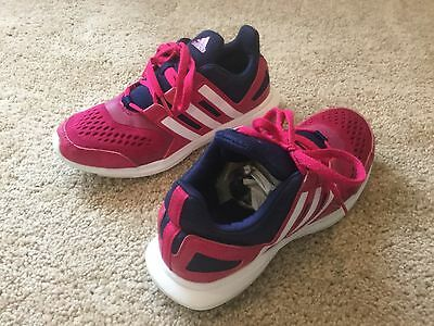 Adidas Kid's Athletic Shoes Girl's Size 2Y Multi-Color