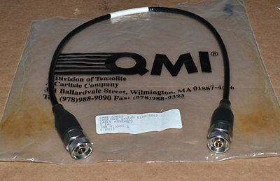 HP Agilent 8120-8862 Type N(m) Test Cable, C-18GHz, 2-Feet, Four Available NEW