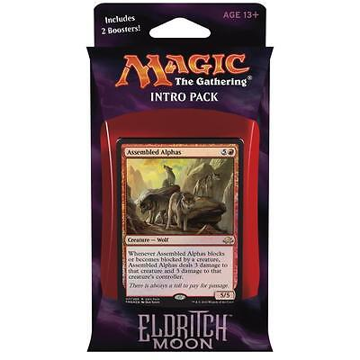 Magic the Gathering Eldritch Moon Intro Pack Untamed Wild