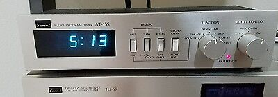 Vintage Sansui AT-15S Audio Program Timer