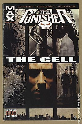 Punisher The Cell (2005) #1 VF+ 8.5