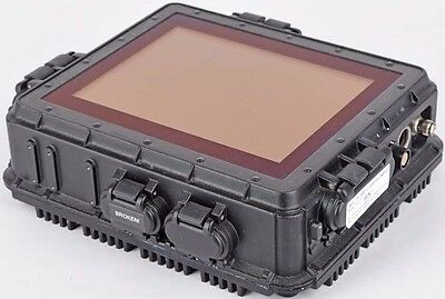 SNC INTER-4 Tacticomp 6 T6 Wireless Military Vehicle-Mounted Computer PDA GPS #2