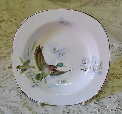 Alfred Meakin Flying Duck Windmill Miniature Bowl Dish Made In England