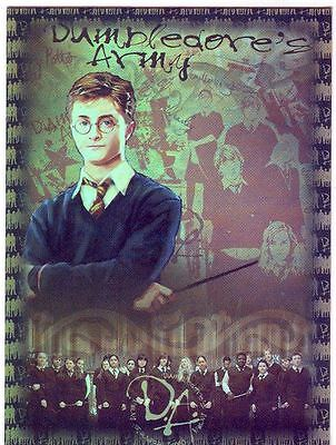 Harry Potter Order Of The Phoenix Prismatic Foil Chase Card R4