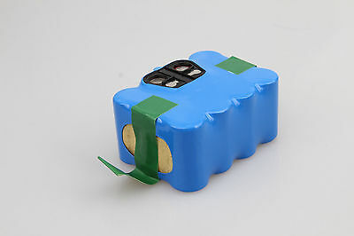 Battery For Robot Aldi Stirling A320 14.4V Ni-MH 3Ah heavyduty Vacuum Cleaner