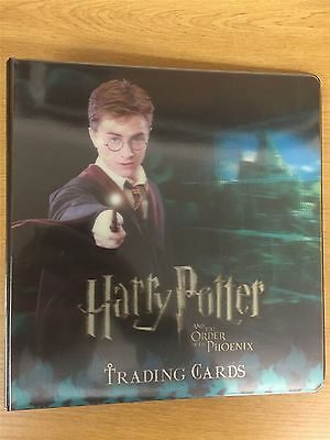 Harry Potter & The Order Of The Phoenix 3D Official Artbox Binder