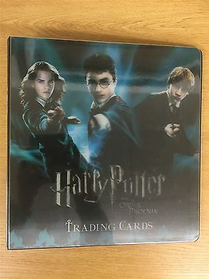Harry Potter & The Order Of The Phoenix Update 3D Official Artbox Binder