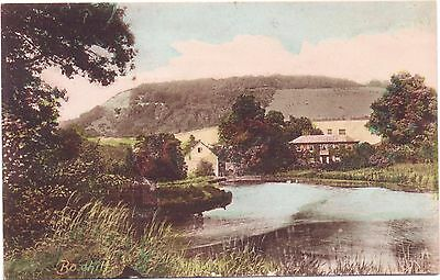 Vintage Postcard. BOXHILL - Surrey - Frith  & CoLtd  No: 27395