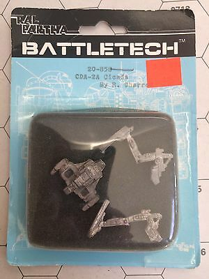 Battletech Miniature CDA-2A - New In Blister