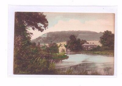 Vintage Postcard. BOXHILL - Surrey - Frith  & Co Ltd  No: 27396