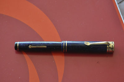 Wahl Eversharp ''tulip clip''  blue from '20