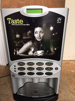 Vision 400 coffee machine