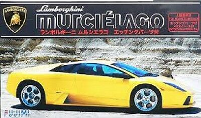 Fujimi SPOT-73 1/24 Lamborghini Murcielago with Photo Etched Parts From Japan