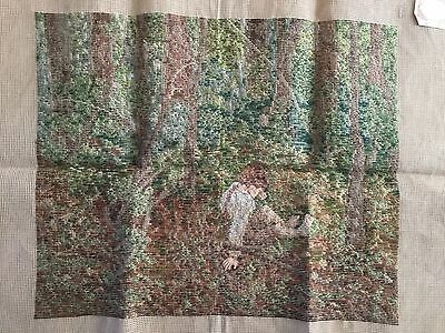 Maderia Trame Tapestry Little Boy in Forest