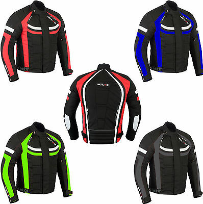 Motorcycle Motorbike CE Armoured Waterproof windproof Cordura Jackets Collection