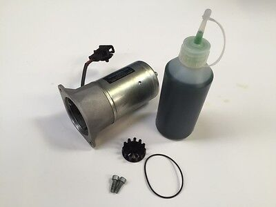 Audi A4 Cabriolet Convertible Roof Pump Motor 2002-2009 incl Repair Kit & Oil