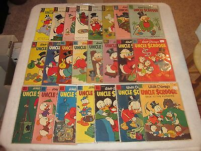 Uncle Scrooge 2-45 + More!!! Carl Barks & Four Color 456 Back To The Klondike