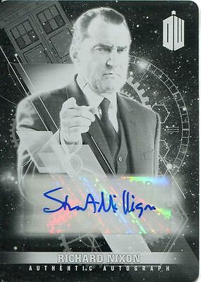 Doctor Who Timeless Printing Plate Autograph Card Stuart Milligan